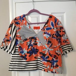 Clover Canyon Blouse. Excellent condition.